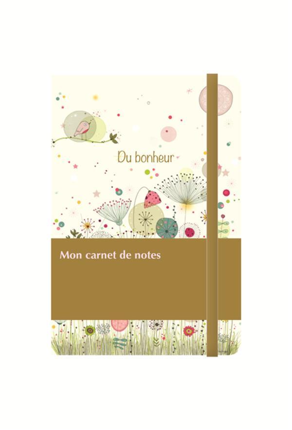 Carnet de notes Amélie Biggs Laffaiteur ; S
