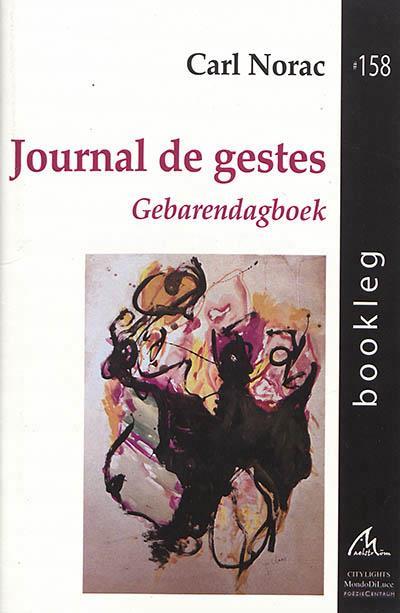 Journal de gestes - gebarendagbek