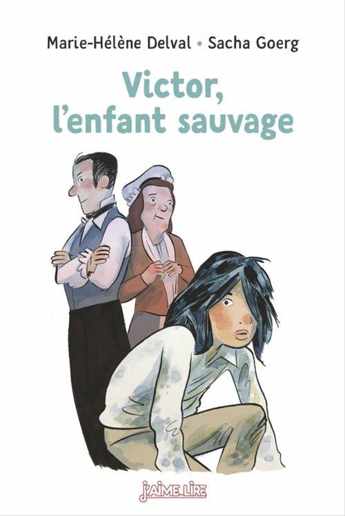 Vente Livre Numérique : Victor, l'enfant sauvage  - Sacha Goerg  - Marie-Hélène Delval