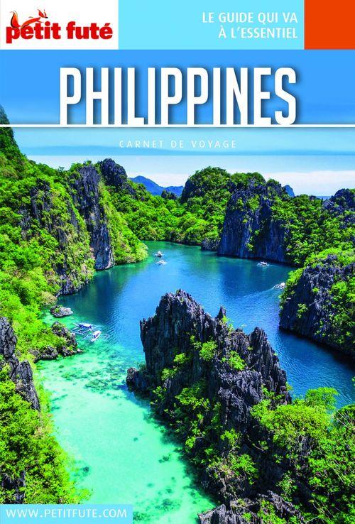 GUIDE PETIT FUTE ; CARNETS DE VOYAGE ; Philippines (édition 2018)