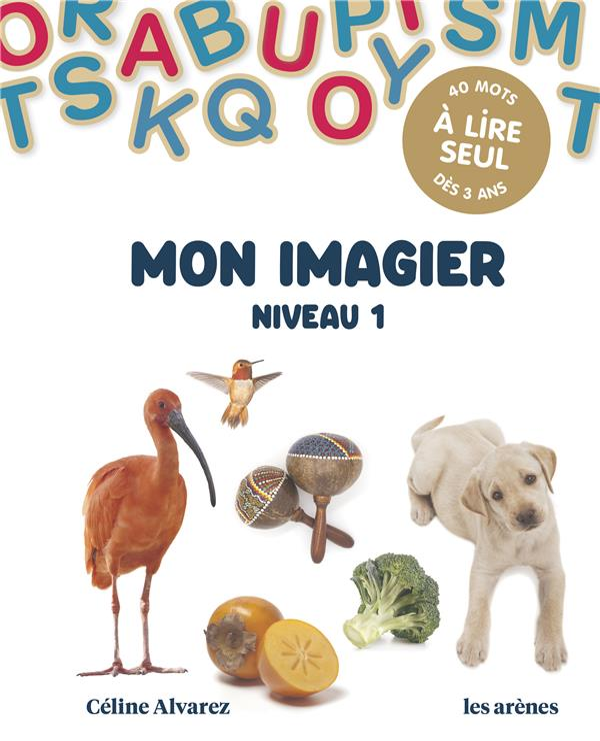MON IMAGIER NIVEAU 1