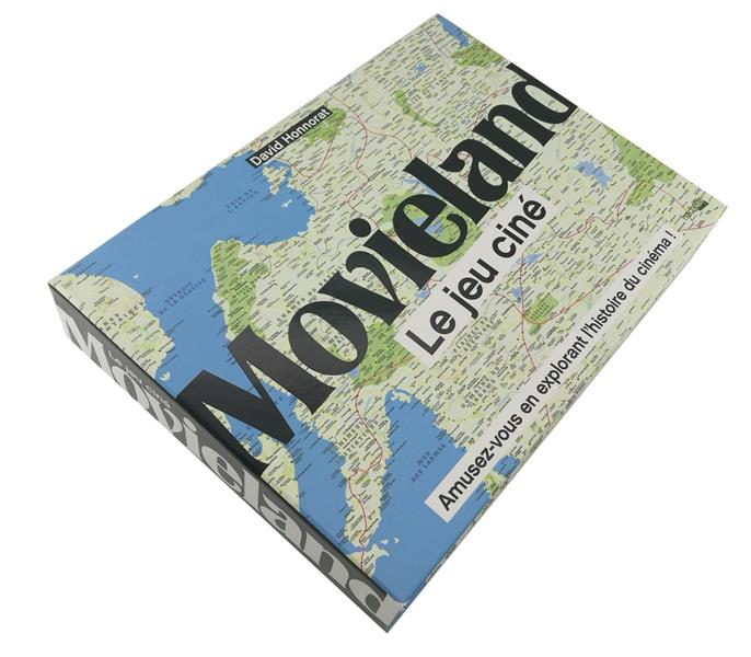 Movieland, le jeu ciné
