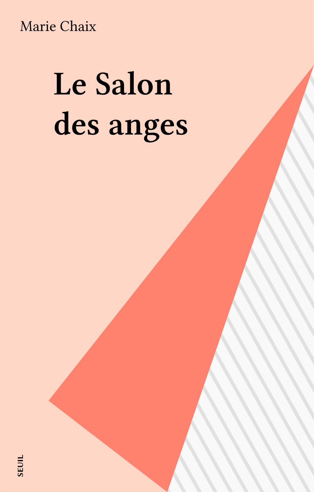 Salon des anges (le)