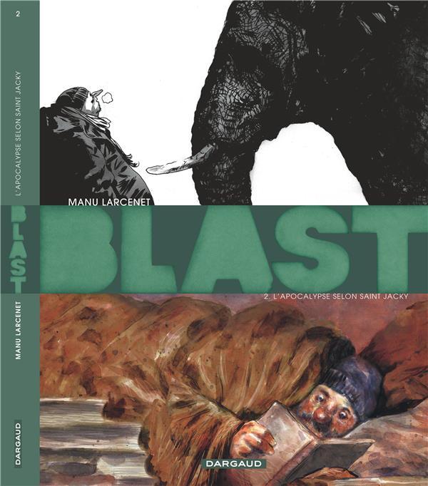 BLAST T.2  -  L'APOCALYPSE SELON SAINT JACKY LARCENET