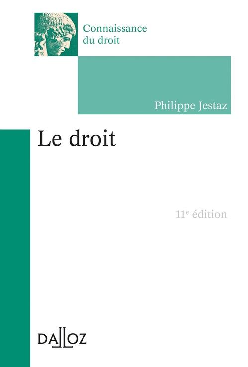 Le droit (11e édition)