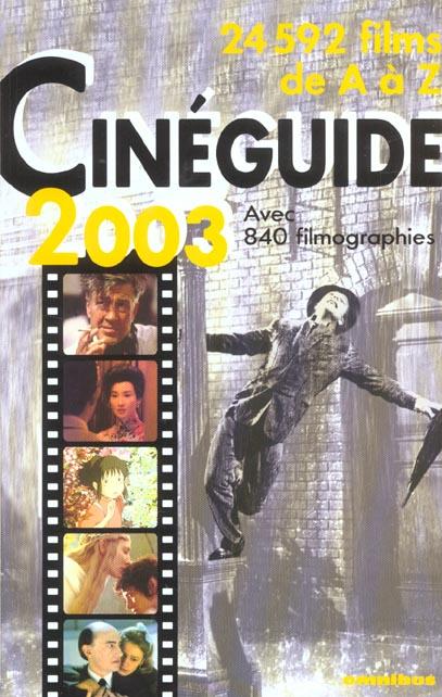 Cineguide 2003
