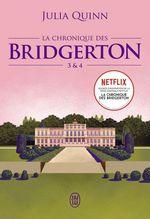 La chronique des Bridgerton (Tomes 3 & 4)  - Julia Quinn