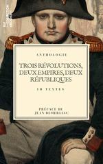 Vente EBooks : Trois révolutions, deux empires, deux républiques...  - Pierre-Joseph Proudhon - François GUIZOT - Jean-Antoine Chaptal - François Cantagrel - Édouar