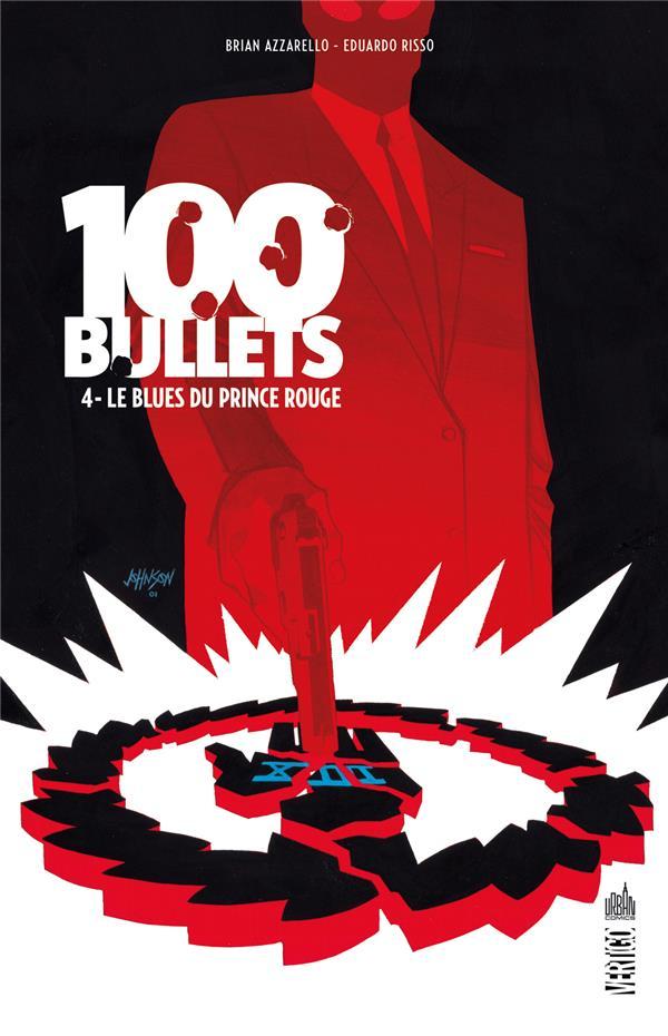 100 bullets T.4 ; le blues du prince rouge