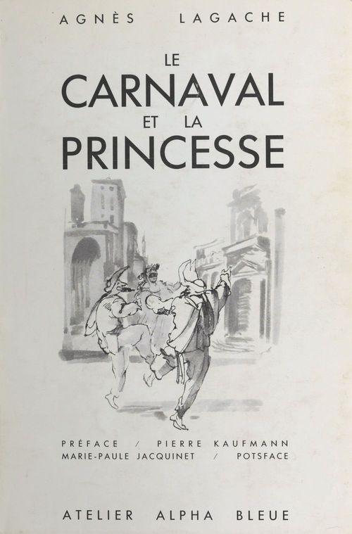 Le Carnaval et la Princesse : Une lecture raisonnée d'Hoffmann