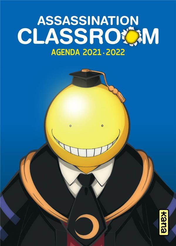 Assassination classroom ; agenda (édition 2021/2022)