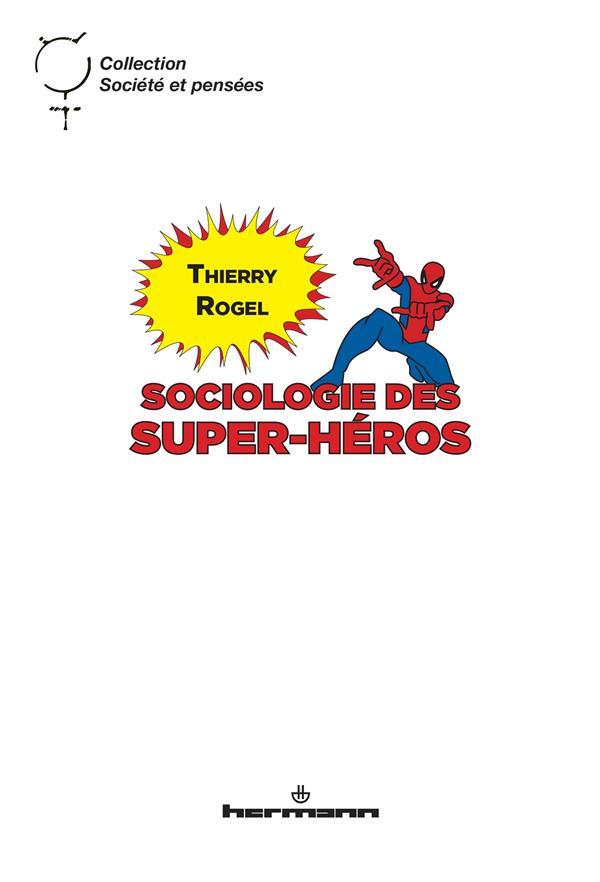 Sociologie des super-héros