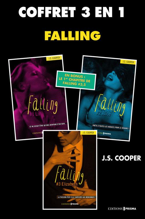 Coffret Falling 3 titres + 3,5 en bonus