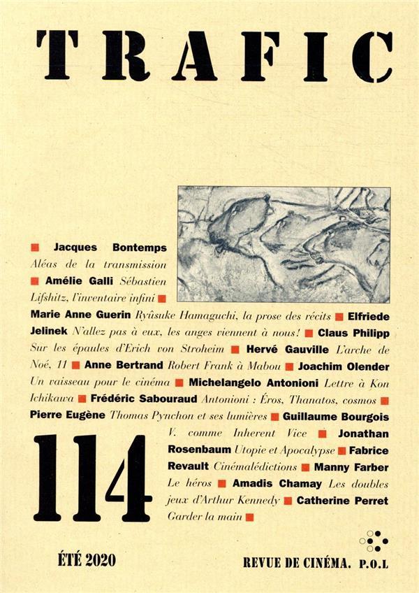 TRAFIC N.114  -  ETE 2020