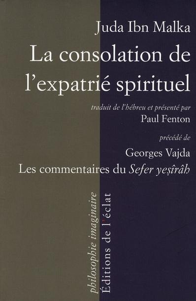 La consolation de l'expatrié spirituel
