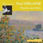Vente AudioBook : Poèmes saturniens