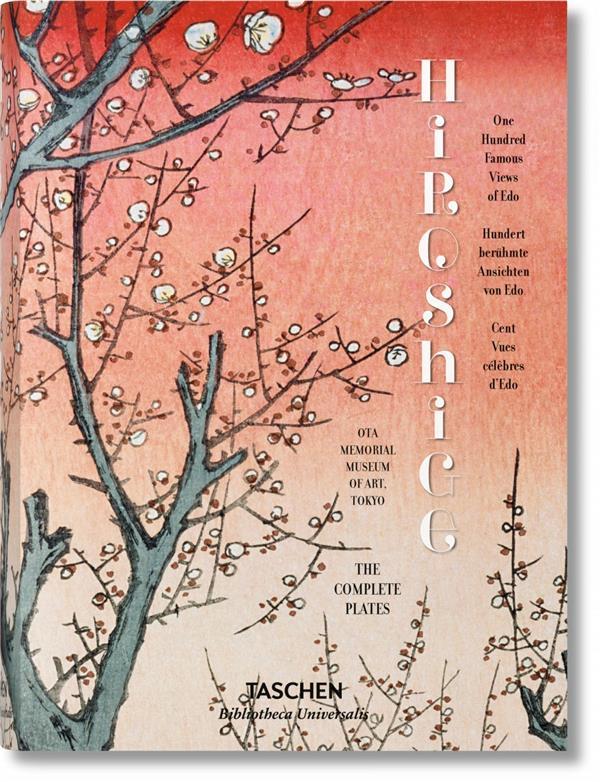 Utagawa Hiroshige - HIROSHIGE. ONE HUNDRED FAMOUS VIEWS OF EDO - BU