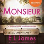 Vente AudioBook : Monsieur  - E. L. James
