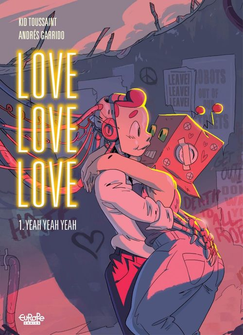 Love Love Love - Volume 1 - Yeah Yeah Yeah