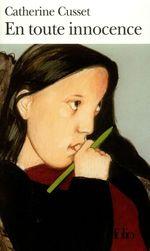 Vente EBooks : En toute innocence  - Catherine Cusset