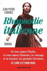 Couverture de Rhapsodie Italienne