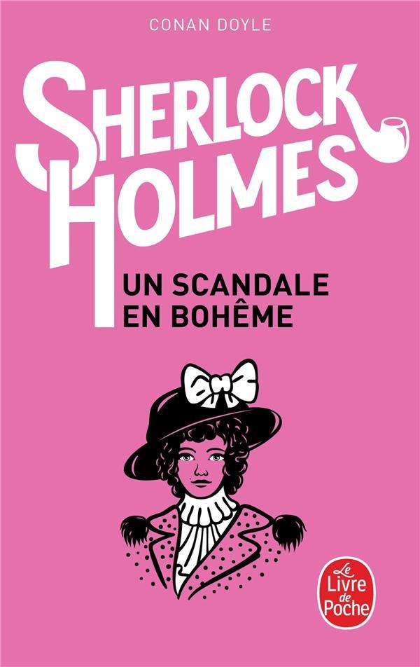 Les aventures de Sherlock Holmes ; un scandale en Bohême