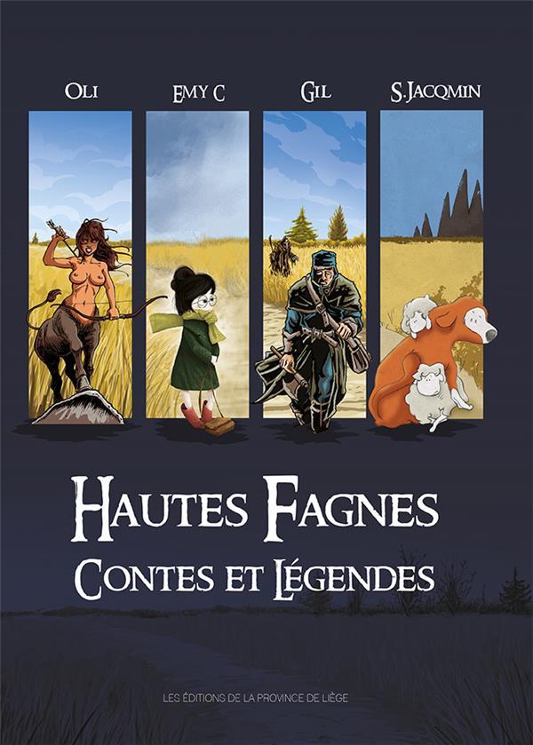 Hautes Fagnes ; contes et légendes