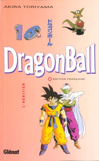 Dragon Ball T.16 ; L'Heritier