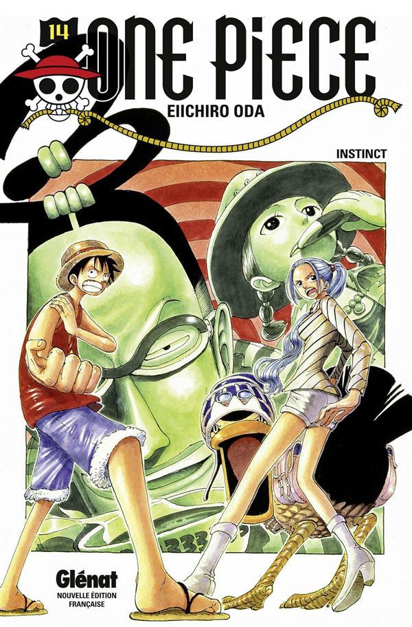 One Piece - édition originale t.14 ; instinct