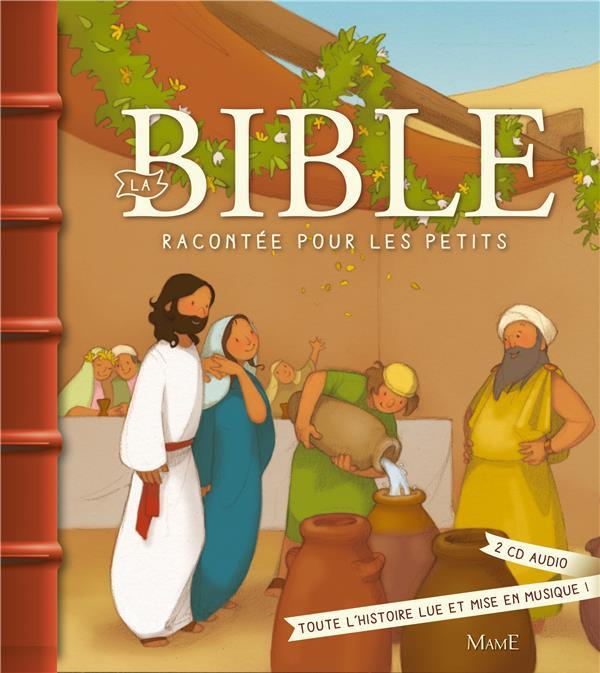 La Bible racontée pour les petits