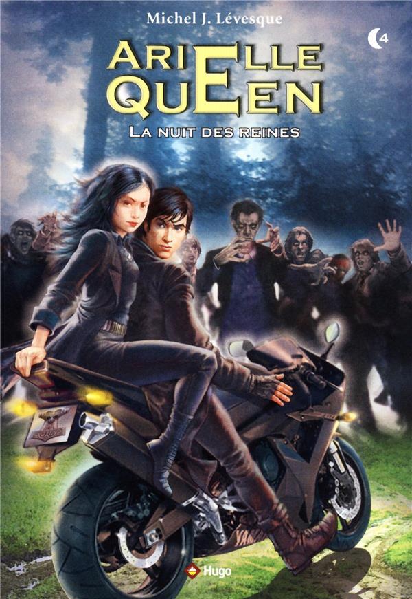 Arielle Queen t.4 ; la nuit des reines