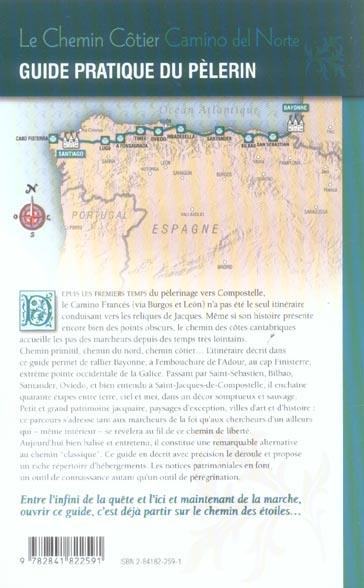 Le chemin corier, camino del norte