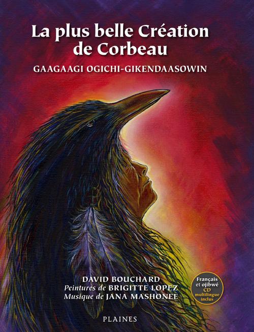 La plus belle creation de corbeau + cd audio