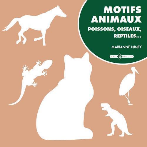 Motifs animaux ; poissons, oiseaux, reptiles...