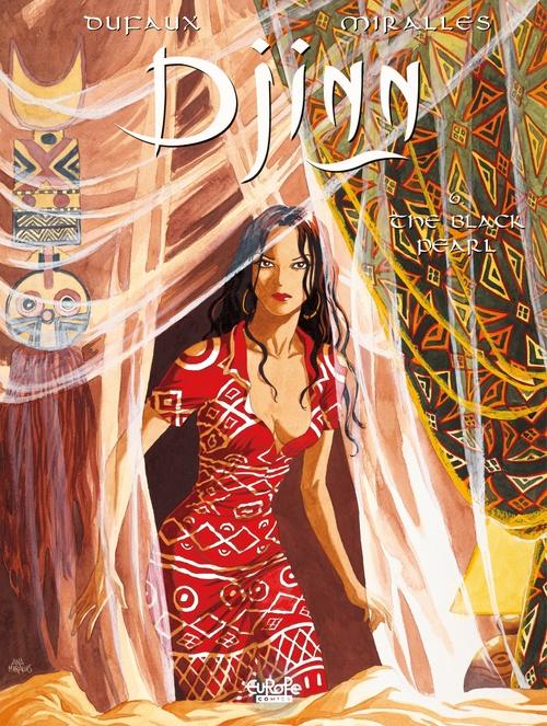 Djinn - Volume 6 - The Black Pearl