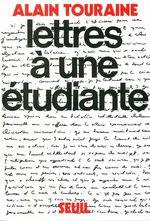 Vente Livre Numérique : Lettres à une étudiante  - Alain TOURAINE