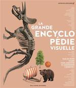 Couverture de La Grande Encyclopedie Visuelle