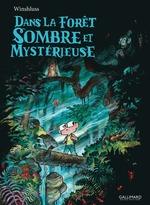 Vente Livre Numérique : Dans la forêt sombre et mystérieuse  - Winshluss