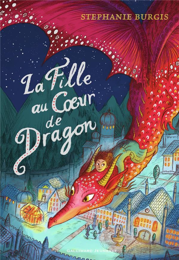 La Fille Au Coeur De Dragon