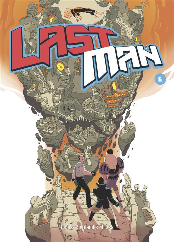 LASTMAN - T06 - LASTMAN BALAK/VIVES/BUHRY