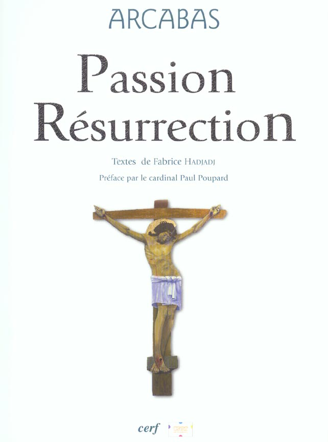 Arcabas - passion resurrection