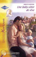 Vente Livre Numérique : Une baby-sitter de rêve (Harlequin Horizon)  - Rebecca Winters
