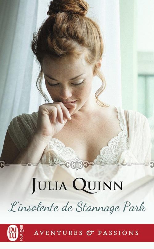 Vente Livre Numérique : L'insolente de Stannage Park  - Julia Quinn
