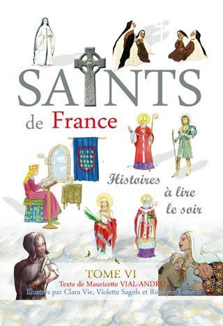 Saints de France t.6