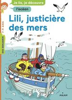 Vente Livre Numérique : Lili, justicière des mers  - Benoît Broyart