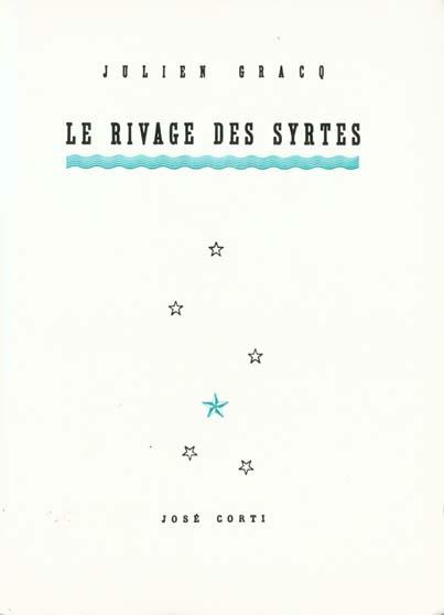 Le rivage des Syrtes
