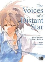 The voices of a distant star  - Mizu Sahara - Makoto Shinkai