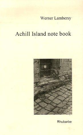 Achill island note book