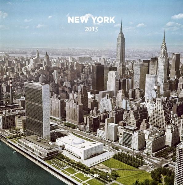 Coloriage Gratuit New York.New York Collectif Taschen Papeterie Coloriage
