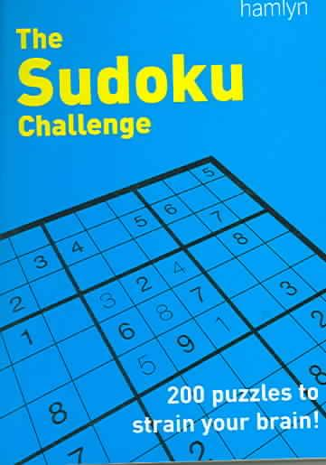The sudoku challenge - 200 puzzles to strain your brain